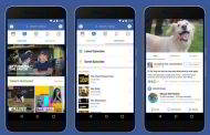 Facebook crea 'Watch' para parecerse a YouTube